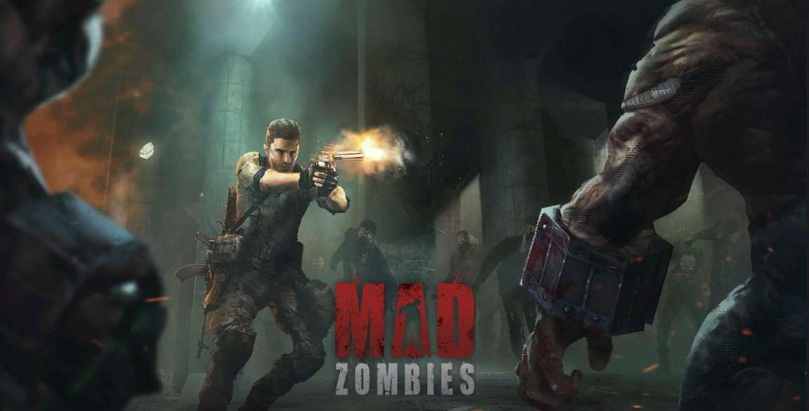 mad zombie mod apk download for android