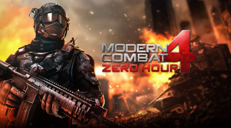 Photo of Modern Combat 4 Zero Hour APK MOD 1.2.3e