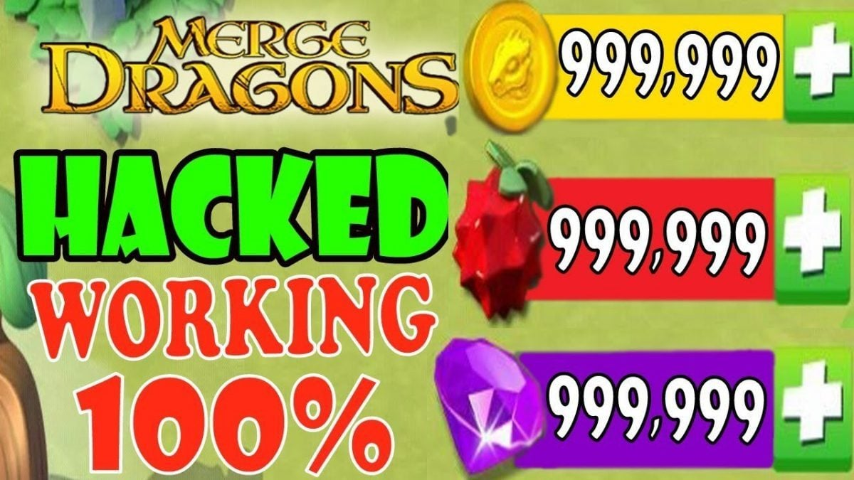 MERGE DRAGONS HACK MOD APK DOWNLOAD FOR ANDROID