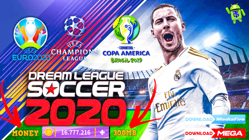 Download Dream League Soccer 2020 APK + MOD