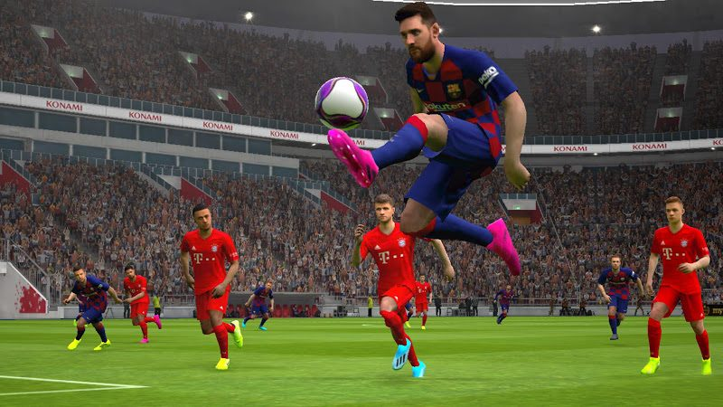 eFootball PES 2020 APK MOD + OBB free download 1