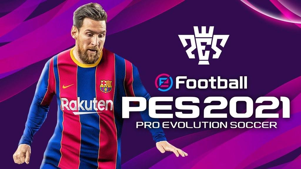 eFootball PES 2021 APK MOD + OBB free download 3