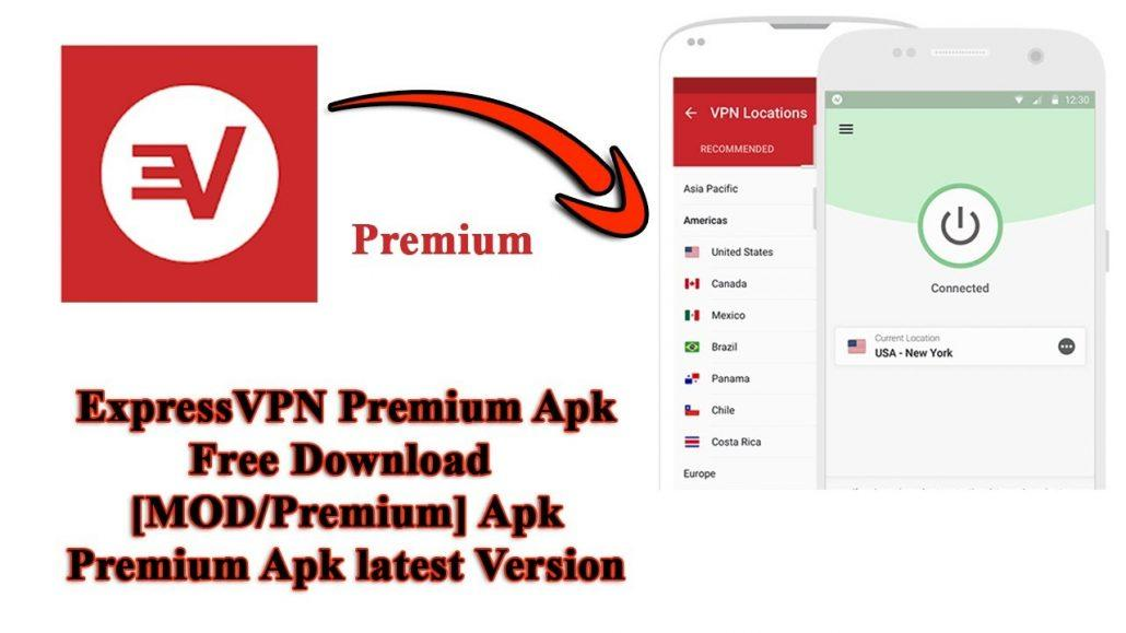 ExpressVPN [Mod+Pro] Premium Apk latest Version